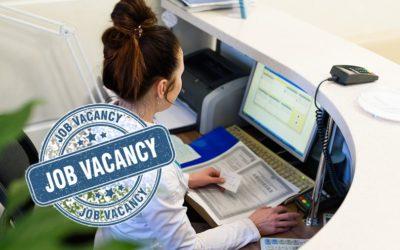 Receptionist/Admin Vacancy